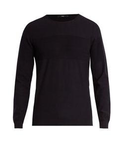 HELBERS | Crew-Neck Cotton Sweater