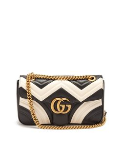 Gucci | Gg Marmont Quilted Shoulder Bag