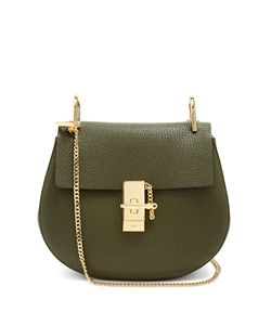 Chloe | Drew Small Leather Cross-Body Bag