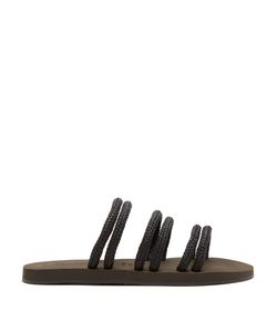 DANWARD | Braided-Strap Slides