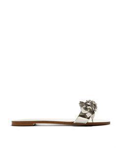 Sophia Webster | Lilicoembellished Leather Slides