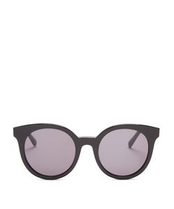 Stella Mccartney | Chain-Embellished Round-Frame Acetate Sunglasses