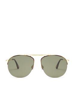 Le Specs | Liberation Aviator Sunglasses