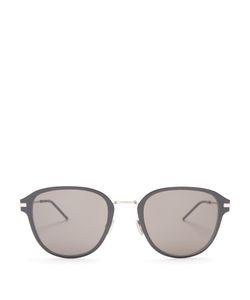 DIOR HOMME SUNGLASSES | Al13.9 D-Frame Sunglasses