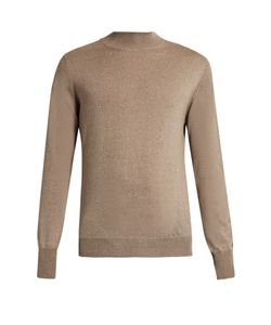 Éditions M.R | High-Neck Wool Sweater