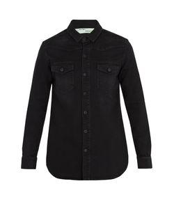 OFF-WHITE | Checkered-Motif Shirt