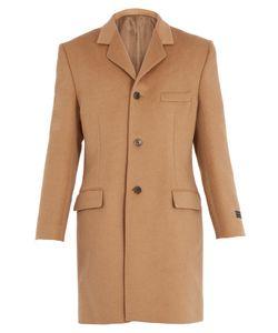 Balenciaga | Notch-Lapel Single-Breasted Coat