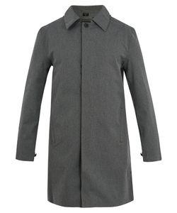 NORWEGIAN RAIN | Geneve Single-Breasted Technical-Fabric Coat
