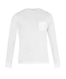 Sunspel | Long-Sleeved Cotton-Jersey T-Shirt