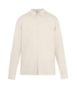 LEMAIRE | Point-Collar Cotton Shirt
