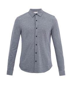 Orlebar Brown | Morton Point-Collar Piqué Shirt