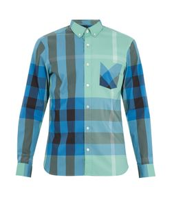 Burberry | Thornaby House-Check Blend Shirt