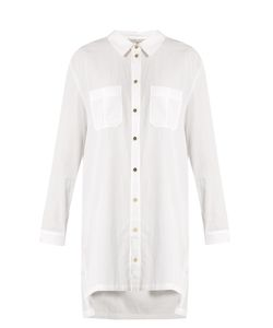 Heidi Klein | Maine Step-Hem Lightweight Shirtdress