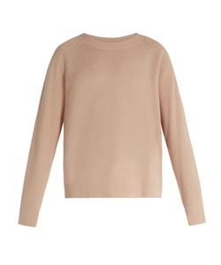 Vince | Loose-Fit Cashmere And Linen-Blend Sweater