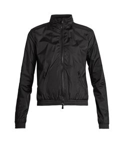 Versace   Concealed-Hood Shell Performance Jacket