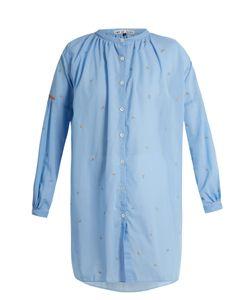 Jupe By Jackie   Kahano Embroide Cotton Dress
