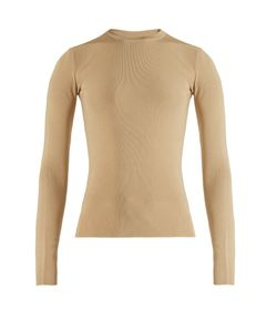 The Row | Ridiah Ribbed-Jersey Sweater