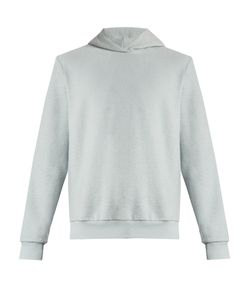 Fanmail | Cotton-Fleece Hooded Sweatshirt