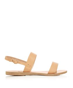 ANCIENT GREEK SANDALS | Clio Vachetta Leather Sandals