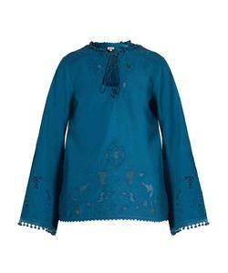 TALITHA | Sana Cut-Out Cotton Tunic