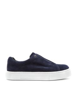 EYTYS | Doja Low-Top Suede Trainers
