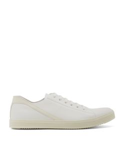 Rick Owens | Geothrasher Low-Top Leather Trainers