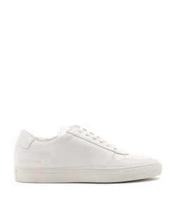 Common Projects | B Ball Low-Top Leather Trainers