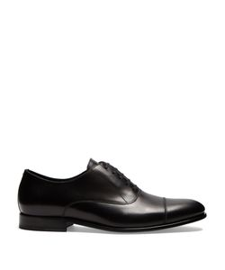 Harrys Of London | Charles Leather Derby Shoes