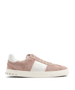 Valentino | Fly Crew Low-Top Suede Trainers