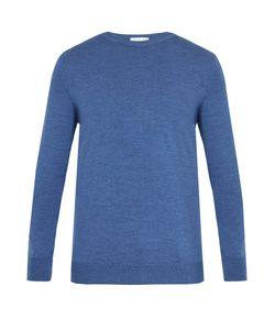 Sunspel | Crew-Neck Fine-Knit Wool Sweater