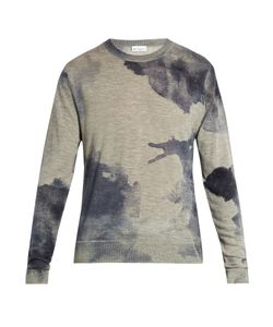 RAEY | Watercolour-Print Cashmere Sweater