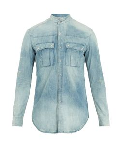 Balmain | Distressed Shirt