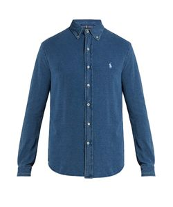 Polo Ralph Lauren | Button-Down Collar Cotton-Piqué Shirt