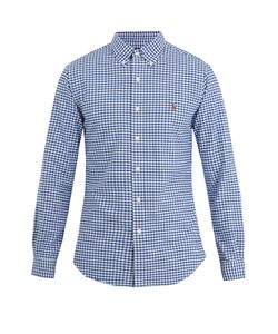 Polo Ralph Lauren | Slim-Fit Gingham-Cotton Shirt