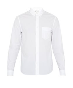 Acne | Isherwood Pop Cotton-Poplin Shirt