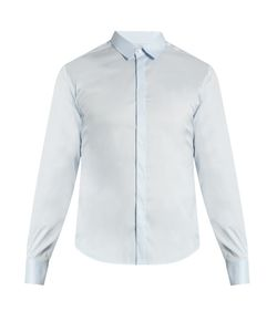Wooyoungmi | Button-Cuff Poplin Shirt