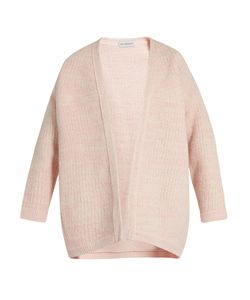 Vika Gazinskaya | V-Neck Wool Open Cardigan
