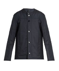 HELBERS | Lightweight Padded Coated-Cotton Jacket