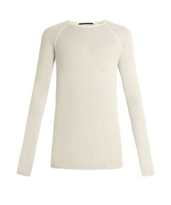 Haider Ackermann | Arsenic Long-Sleeved Jersey T-Shirt