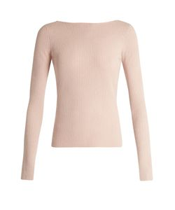 Elizabeth And James | Fay Tie-Back Long-Sleeved Top