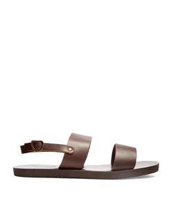 ANCIENT GREEK SANDALS   Dinatos Leather Sandals