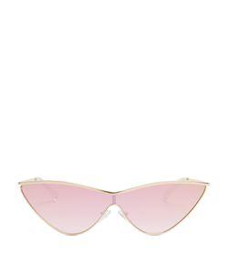 Le Specs | X Adam Selman The Fugitive Sunglasses