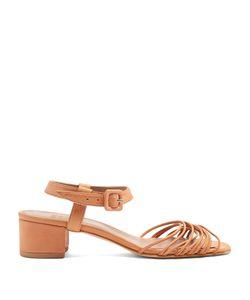 Maryam Nassir Zadeh | Lulu Nubuck Sandals