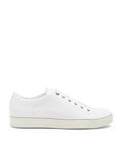 Lanvin | Leather Low-Top Trainers