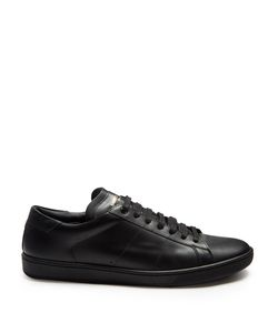 Saint Laurent | Court Classic Low-Top Leather Trainers