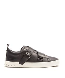 Valentino | V-Punk Low-Top Leather Trainers