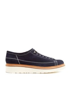 Grenson | Inigo Raised-Sole Derby Shoes