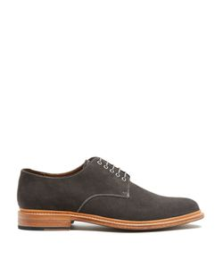 Grenson | Finlay Suede Derby Shoes