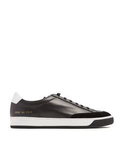 Common Projects | Tennis Pro Low-Top Leather Trainers