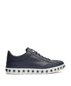 Jimmy Choo | Ace Low-Top Leather Trainers